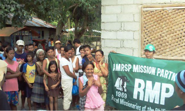 Las Filipinas: Amenazan a misioneros rurales