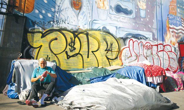 Un Milagro en las calles de Los Ángeles