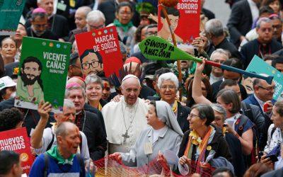 En Documento Sobre Amazonía, el Papa Pide Acción Basada en Conversión de Corazón