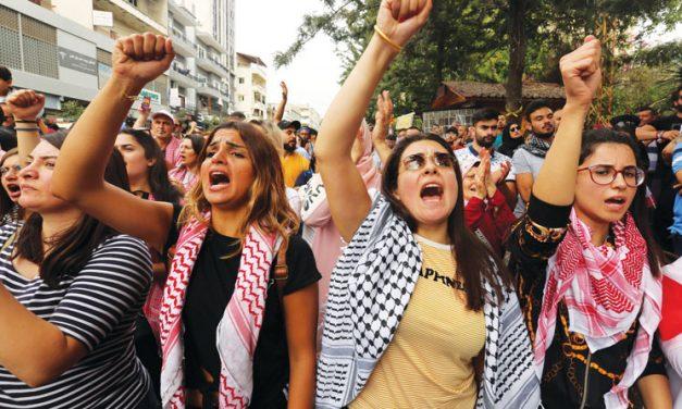 Mundo: Desigualdad y protestas