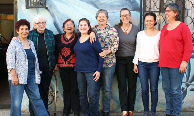 Laica comprometida celebra aniversario de oro en movimiento Grial