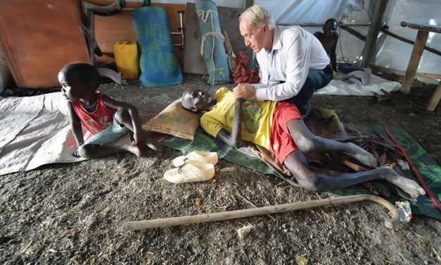 Relatos Misioneros: Sudán del Sur, Perú, El Salvador y Kenya