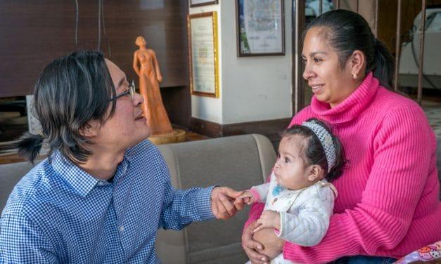 Construyendo Puentes de Solidaridad en Bolivia