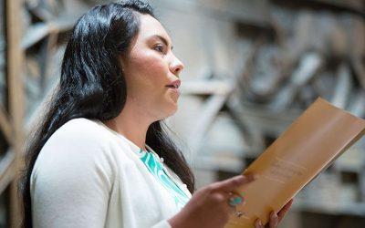Ministra de Dios: Líder hispana es reflejo de la juventud católica