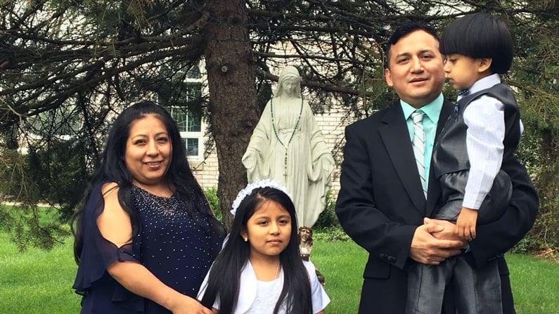Familia comprometida, familia feliz