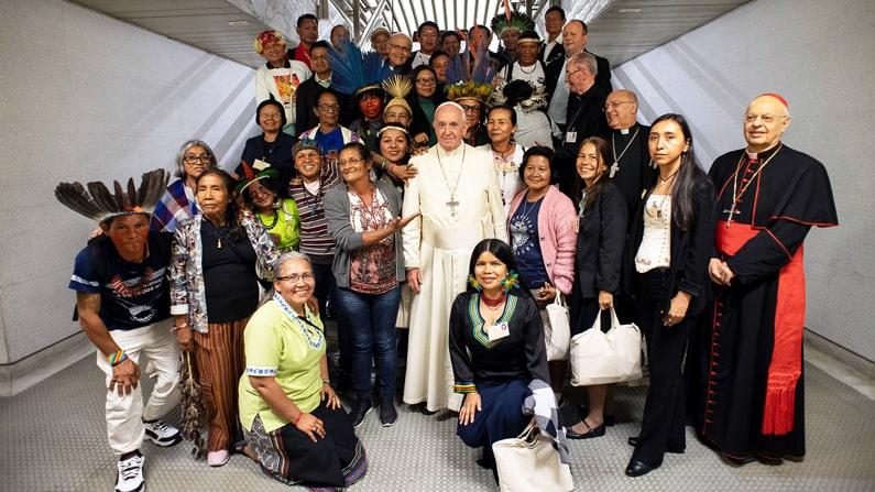 Querida Amazonía: un llamado a una iglesia misionera