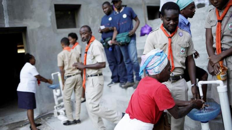 Haiti probablemente sufrirá mucho durante Pandemia