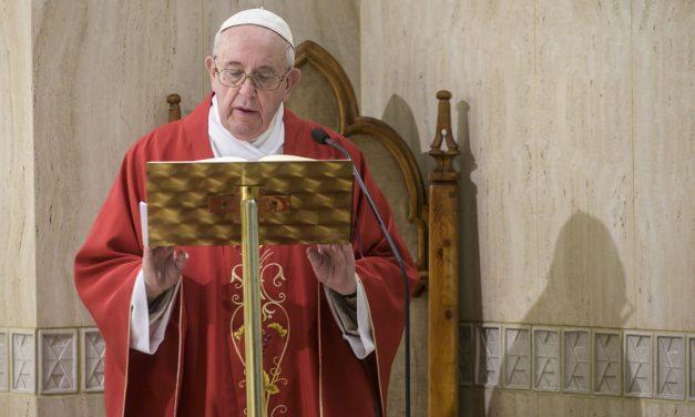 El Papa Se Une a la Oración Interreligiosa, Rezando Por el Fin de la Pandemia