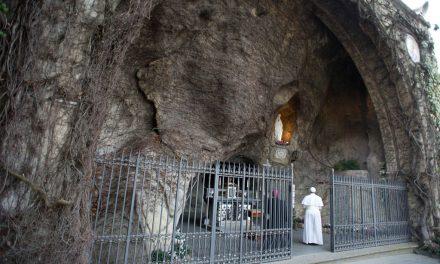 Papa Dirigirá Rosario en Santuarios Mundiales el 30 de mayo