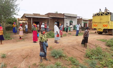 Aumenta el Hambre en África Oriental por el Coronavirus