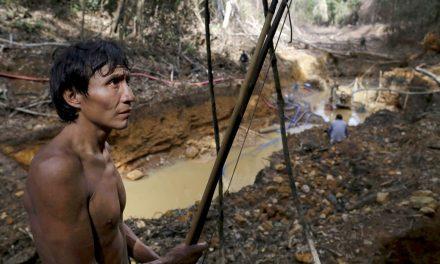 Yanomamis de Brasil le piden a OEA ayuda para sacar a mineros y COVID-19