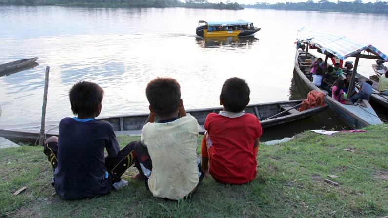 Amazonía: Solidaridad con los pueblos indígenas