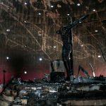 Obispos nicaragüenses denuncian incendio en catedral como 'terrorismo'