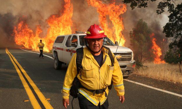 Monseñor Cantú Pide Oraciones Tras Incendios en  California