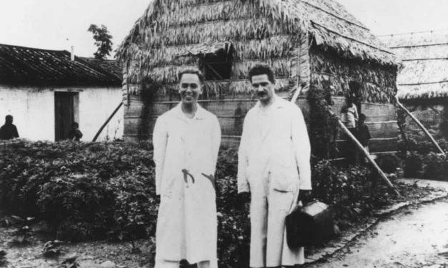 El Primer Misionero Laico Maryknoll