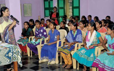Compartiendo el Amor de Dios en India