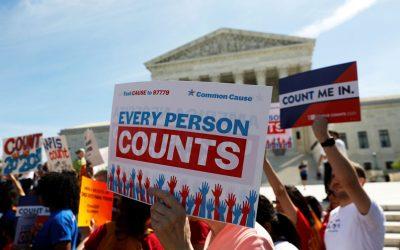 Jueces Bloquean Orden de Trump de Excluir Algunas Personas del Censo