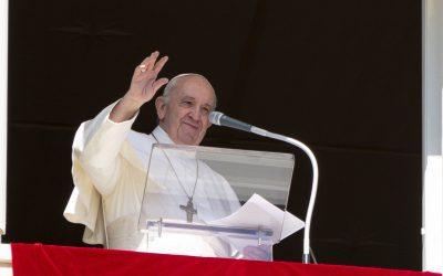 Papa: Cristianos Necesitan Ser Miembros Activos en la Sociedad