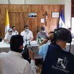 Diócesis Salvadoreña pide Diálogo tras Aumento de Militarización Fronteriza