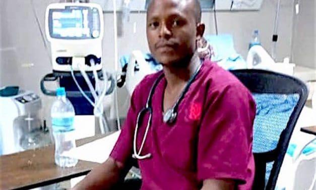 De Huérfano a Estudiante de Medicina y Enfermero de Primera Línea ante COVID