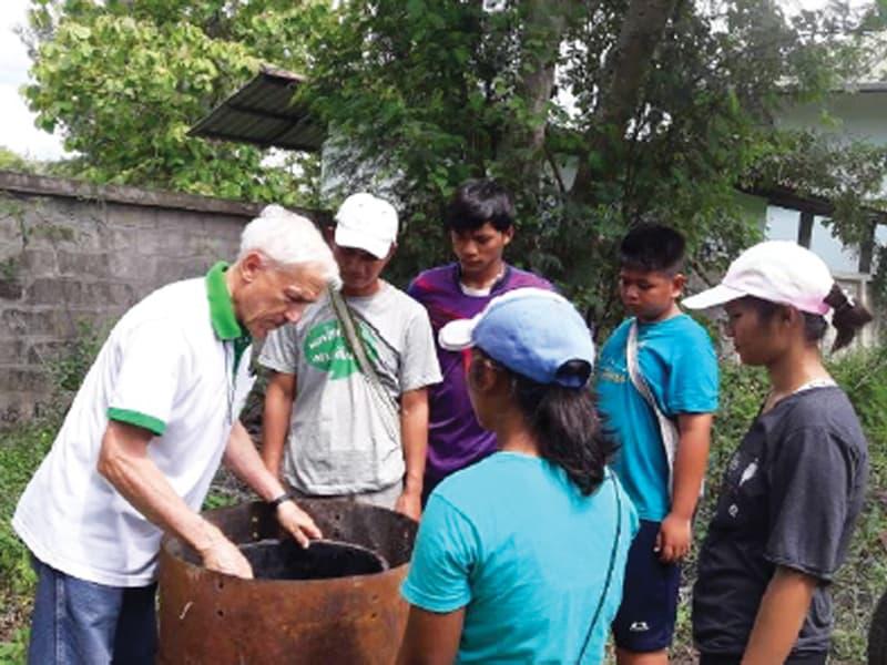 Relatos Winter 2020: Foto cortesía Padre Maryknoll Lawrence Radice (Tailandia)