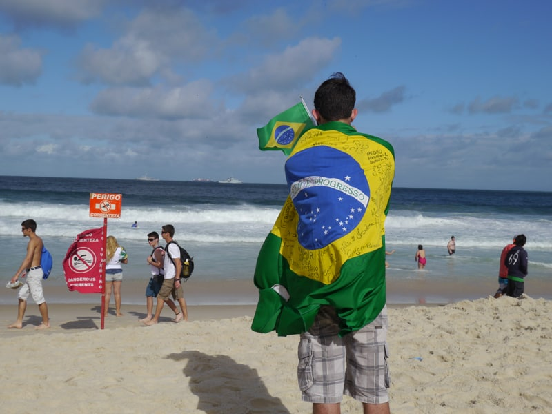 Relatos Winter 2020: Foto de Sean Sprague (Brasil)