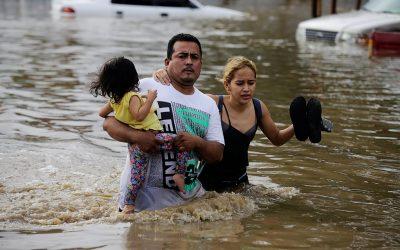 Iglesia Responde cuando Huracán Eta Impacta Centroamérica