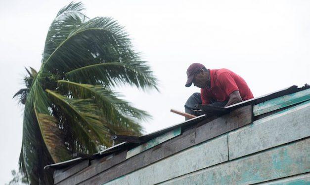 Huracán de Categoría 4 azotó a Centroamérica en el Mismo Lugar que Eta