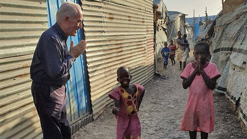 En Sudán del Sur: ¿Cómo vive un  desplazado  interno?