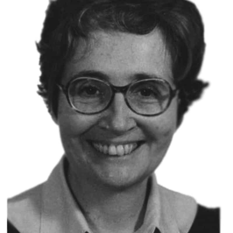 La Hermana Maryknoll Maura Clarke, quien fue asesinada en El Salvador en 1980.