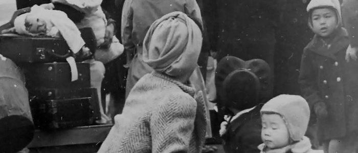 Los Campamentos de Confinamiento en Estados Unidos en 1942