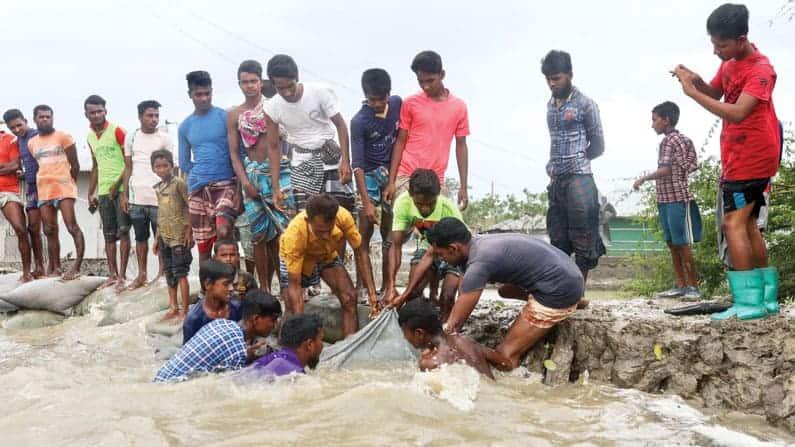 Bangladesh: Esperanza en Medio de Tragedia e Inundaciones