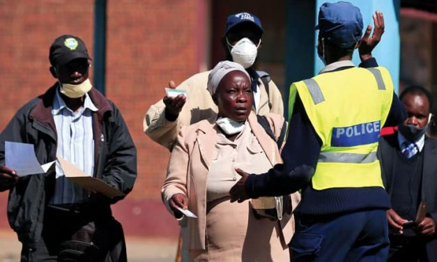 Mundo: Defensores de derechos humanos y COVID-19