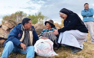 Centro Misionero Maryknoll en América Latina: Solidaridad y despedida