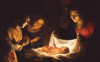 Misterio y Regalo de Navidad: Cristo, la Plenitud  del Tiempo