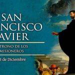 Hoy la Iglesia Celebra a San Francisco Javier, el Gigante de las Misiones