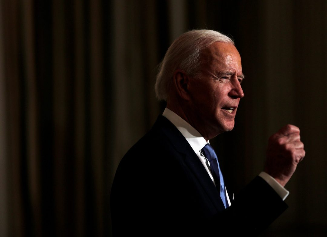 El presidente Joe Biden es visto en la Casa Blanca el 20 de enero de 2021 (foto del CNS / Tom Brenner, Reuters)