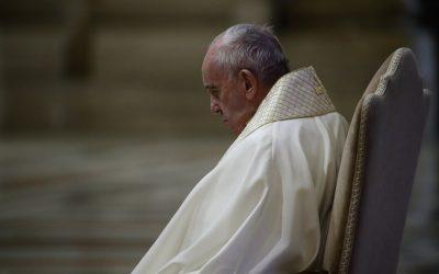 En Entrevista, El Papa Dice Que Permanecerá En Roma Hasta La Muerte