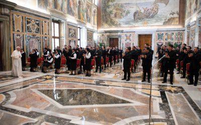 Papa: Ternura, reconciliación necesaria en el mundo de hoy
