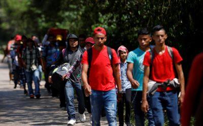 Aumento de personas en la frontera llena refugios, dice pastoral de migrantes