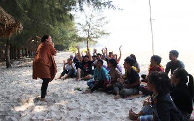 Un año en Camboya: Reflexionando sobre los dones del Espíritu Santo