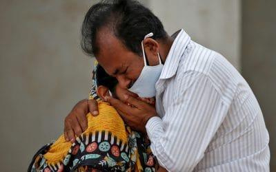 El Papa se solidariza con la India, golpeada por la pandemia de coronavirus