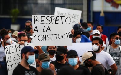 Con nuevos legisladores, El Salvador cae en un caos político