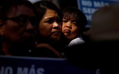 Niños separados por la política de Trump se reunirán con sus familias