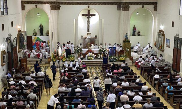 Director de misiones pontificias para El Salvador muere de COVID-19