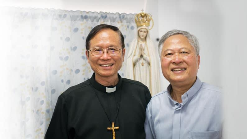 Amistades en Cristo en Taiwán