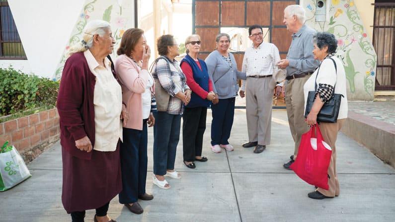 Formando Comunidades Cristianas en Bolivia