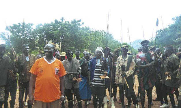 Construyendo la Paz en Sudán del Sur