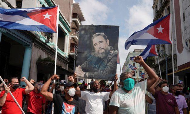 Grupo cristiano pide elecciones tras protestas en Cuba