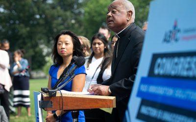 Piden al Congreso ser 'valientes', aprobar proyecto de ley integral de inmigración